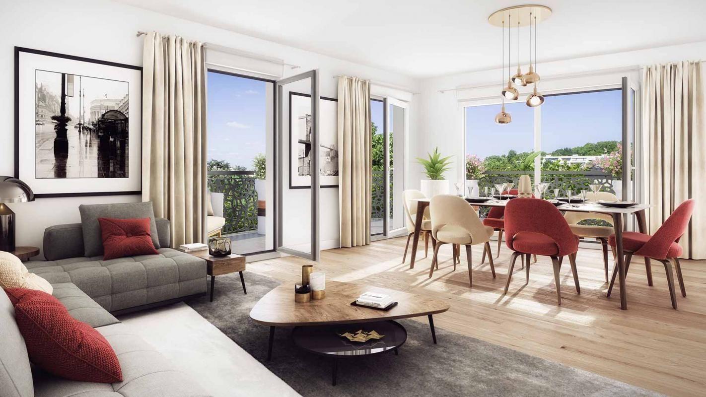 Vends appartements - T1à T5- Westmont - Rueil-malmaison (92)