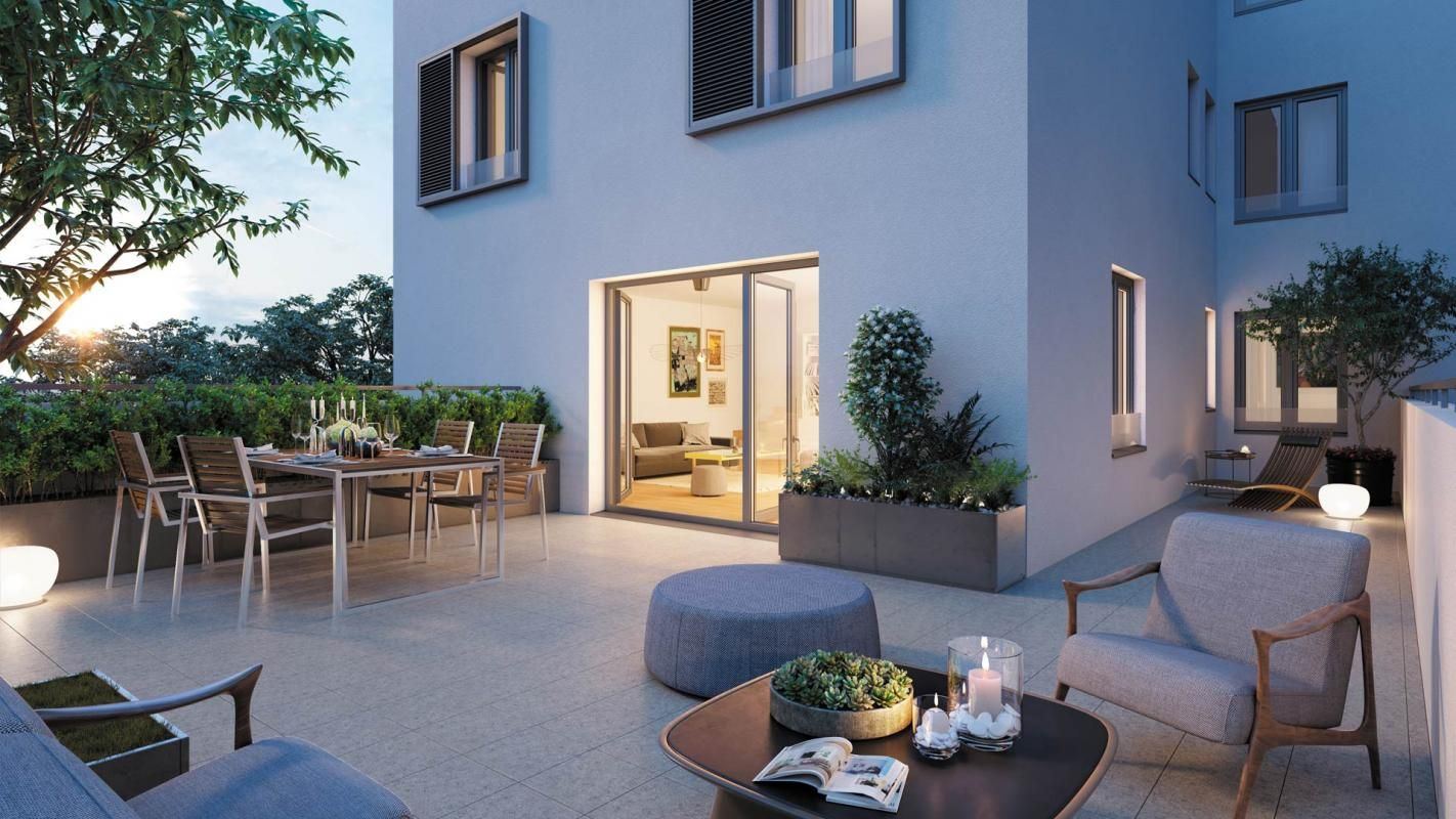 Vends appartements - T4- Panorama - La courneuve (93)