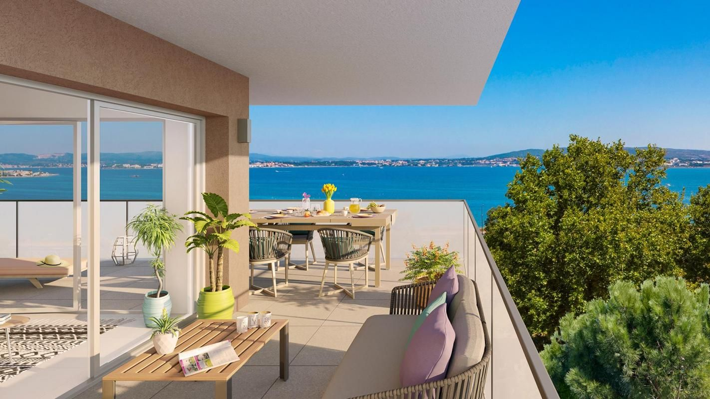 Vends appartements - T2à T3- Les Lodges de Thau - Sète (34)