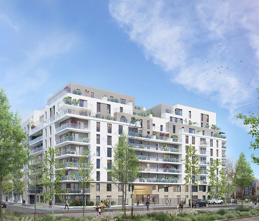 Vends appartements - T2à T5- 6Rue Paul Héroult - Rueil-malmaison (92)