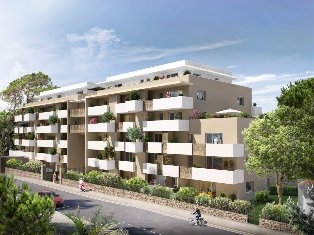 Vends appartements - T4- Résidence Vénétie - Montpellier (34)