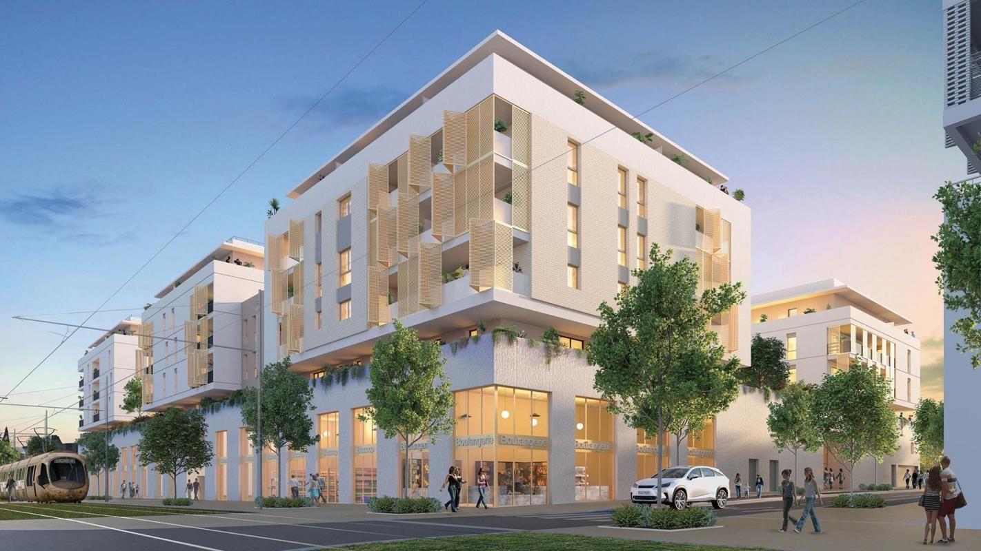 Vends appartements - T1à T2- Nova Park - Montpellier (34)