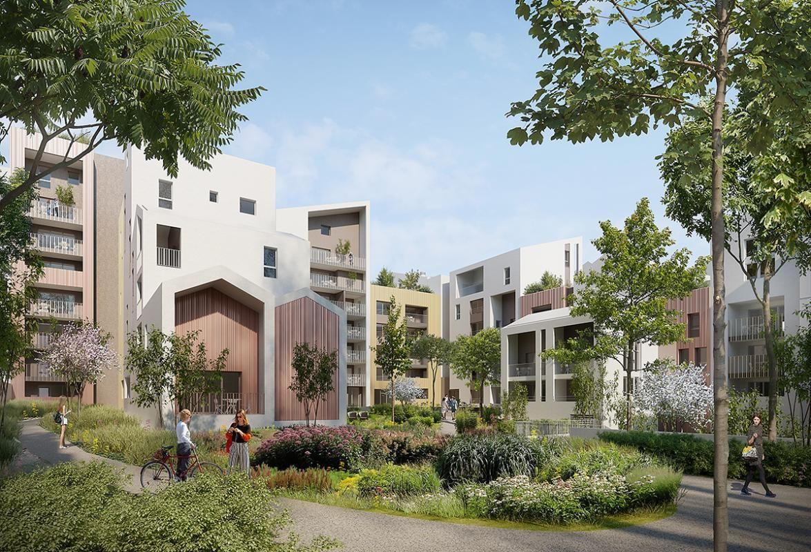 Vends appartements - Appartement à T4- Indüs - Montpellier (34)