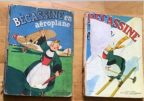 Bécassine Livres anciens pour enfants
