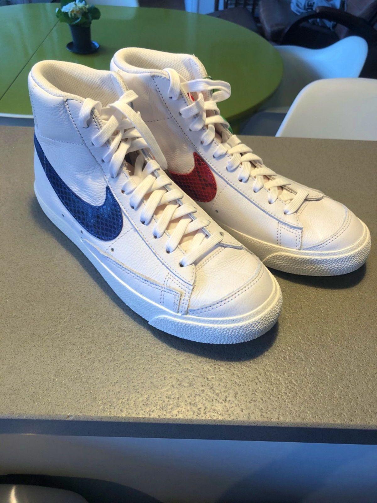 Nike blazer mid 77red&blue, pointure 40
