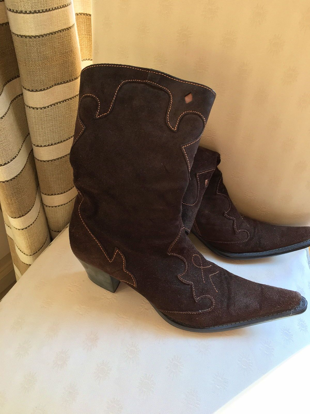 Boots mexicaines pointure 39