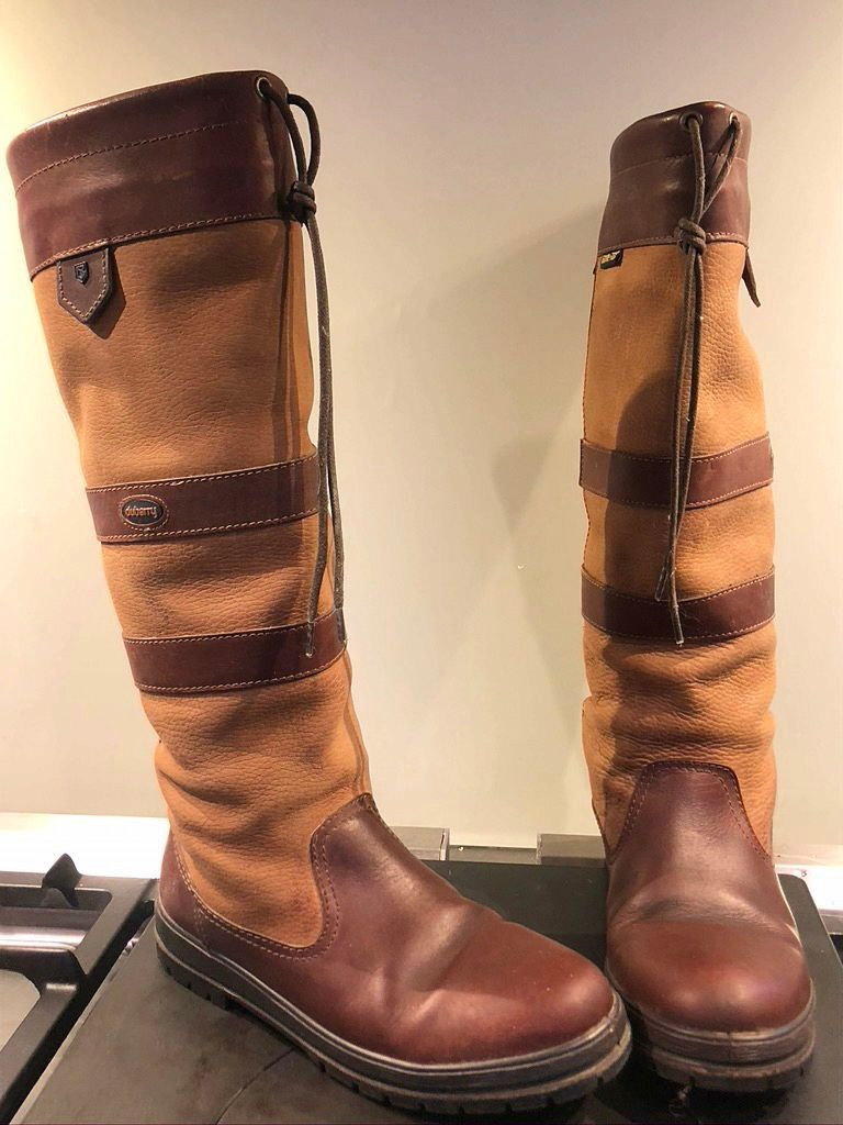 """Bottes DUBARRY """"Galway"""" hautes"""