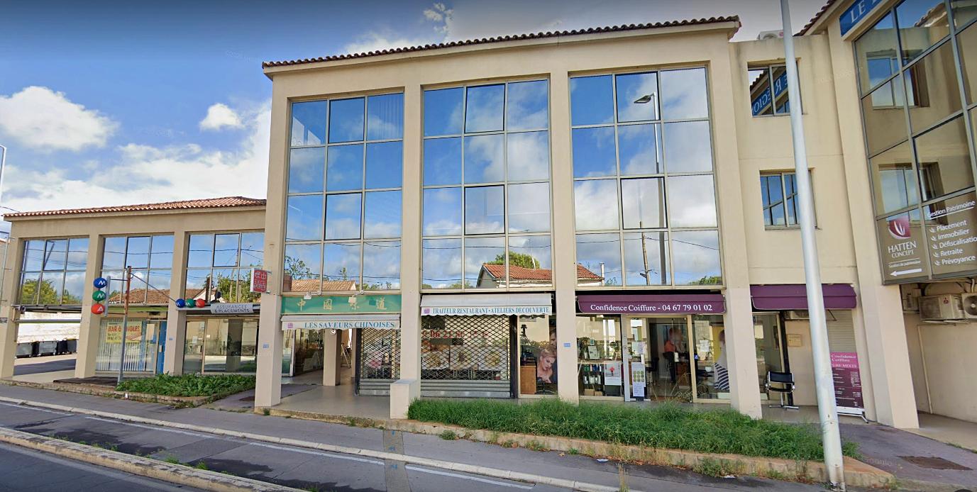 Loue bureaux Avenue de la Pompignane - 125m² - Montpellier (34000)