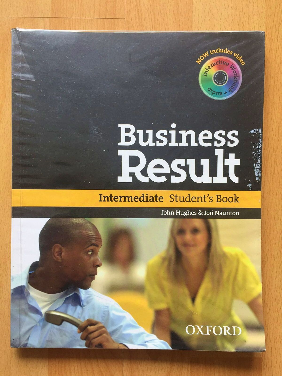 Business Result, Intermediate, Student's book, Oxford