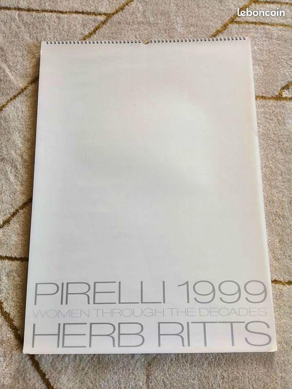 Calendrier PIRELLI - 1999