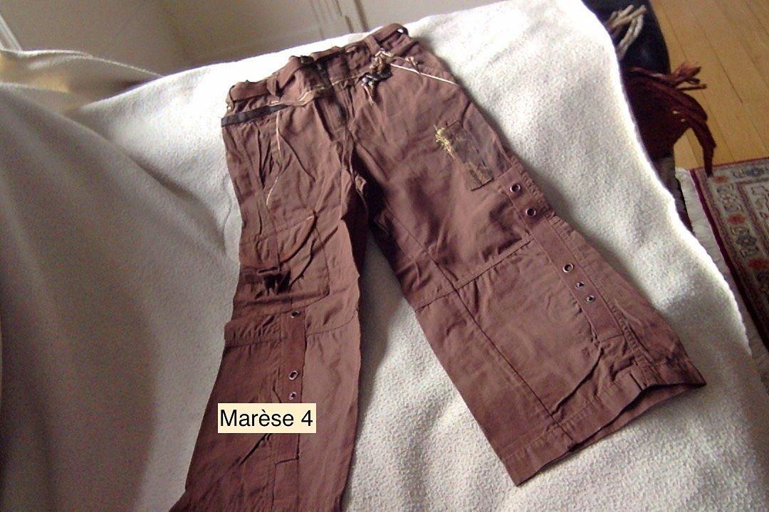 Lulu Castagnette, Marèse pantalon taille 4ans