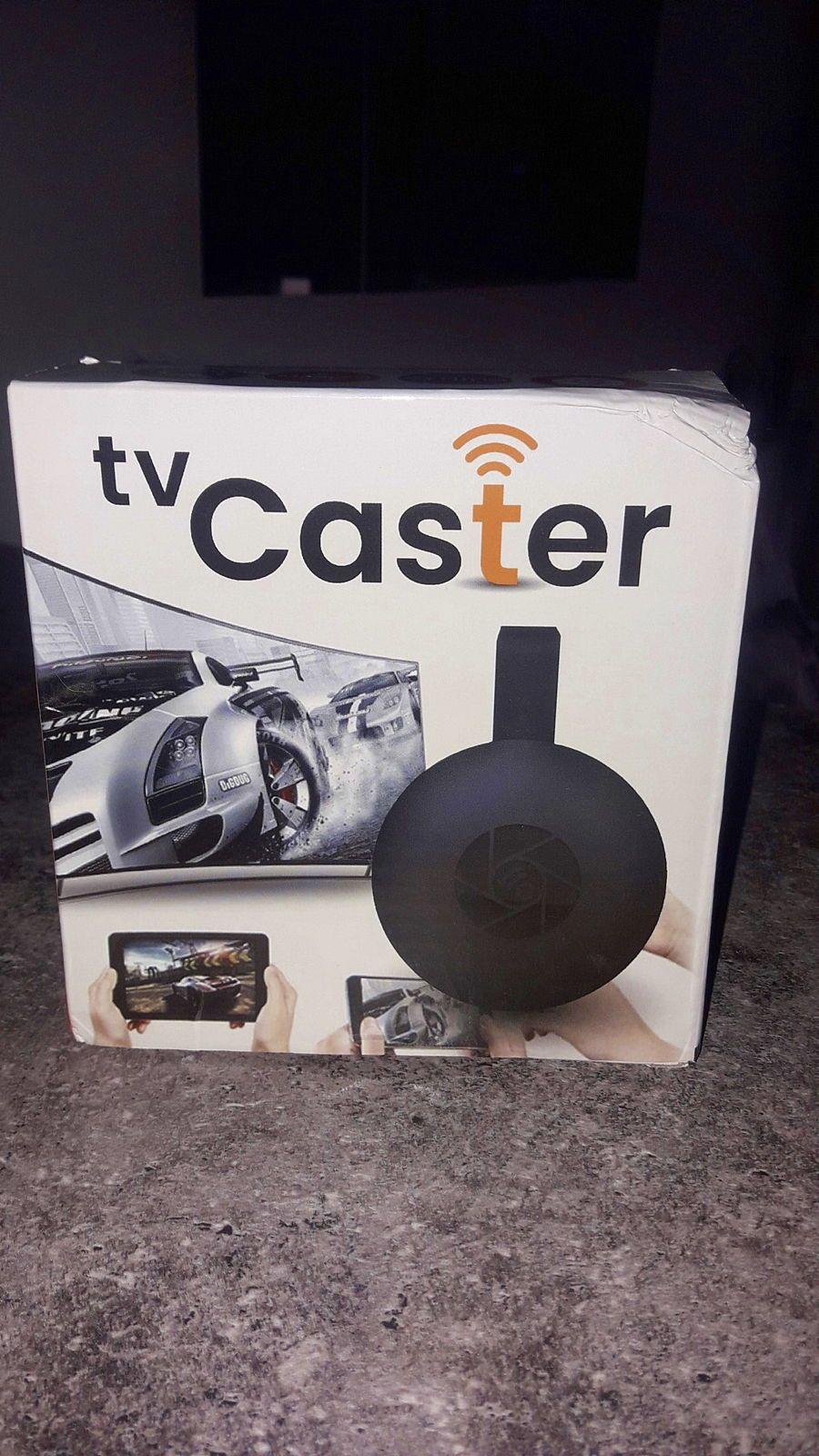 TV CASTER - Projetez votre écran smartphone sur télé