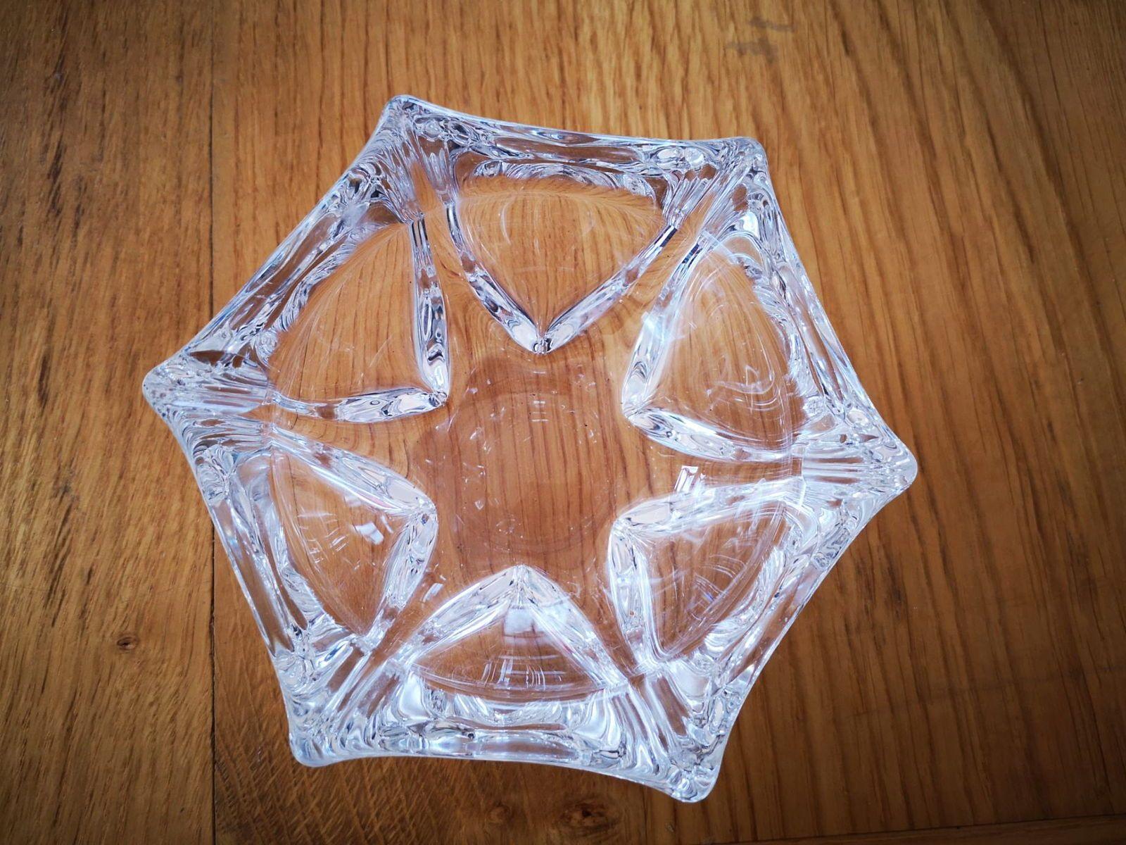 Cendrier en cristal Daum