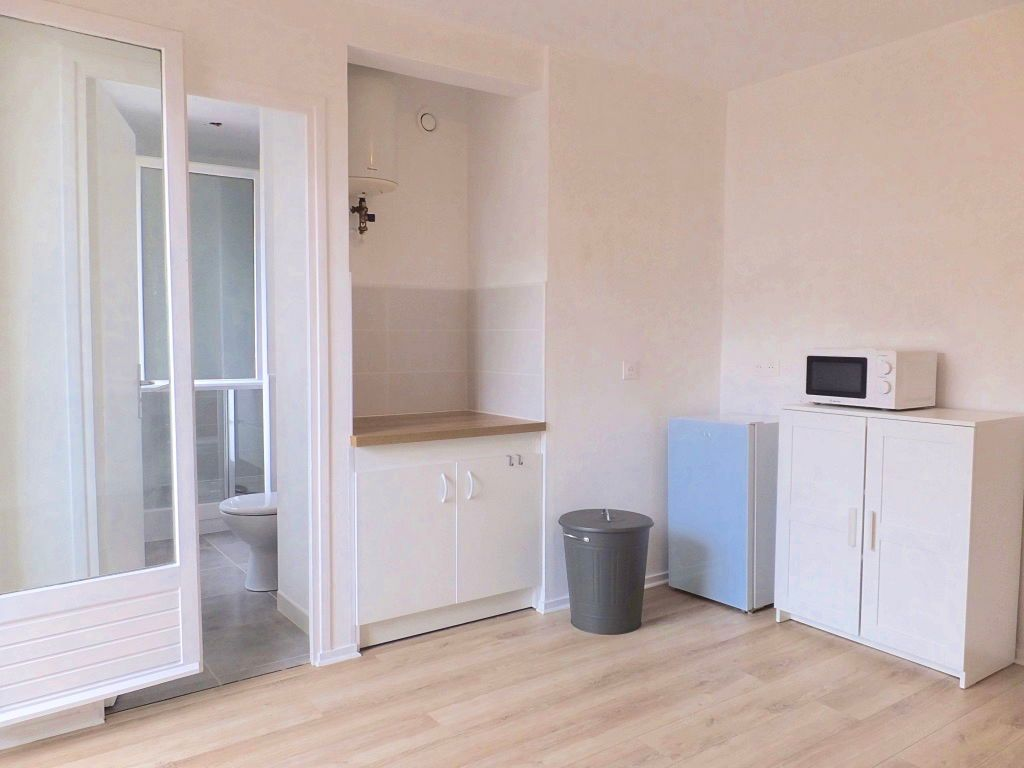 Loue Pau centre (64) - Studio meublé calme et lumineux - 20m²
