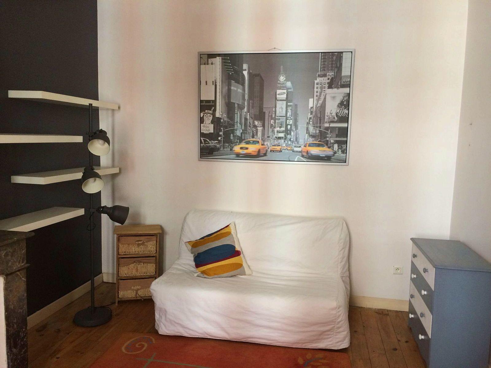 Loue chambre d'étudiant 14m² métro François Verdier