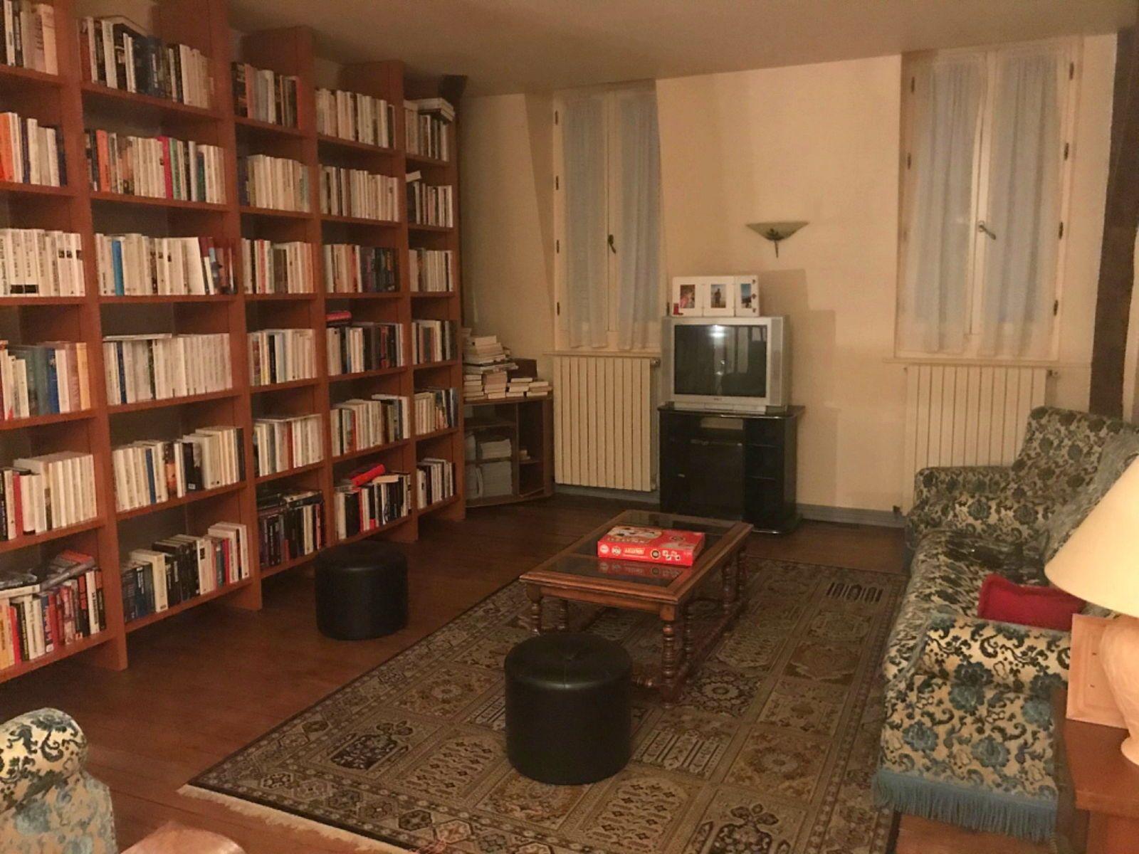 Loue chambre chez l'habitant Sablé sur sarthe - 1chambre, 12m²