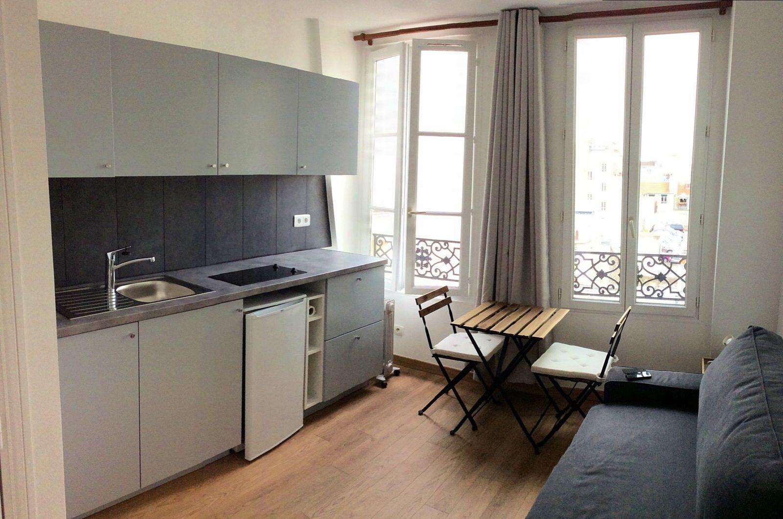 Loue charmant studio 14m² près du centre Pompidou - Paris 2ème
