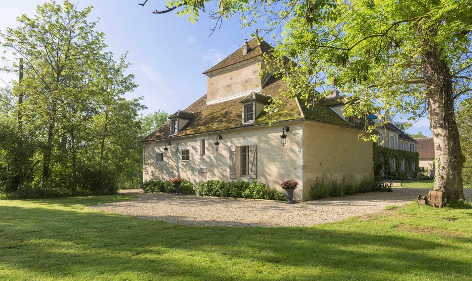 Loue gîte de charme en Bourgogne