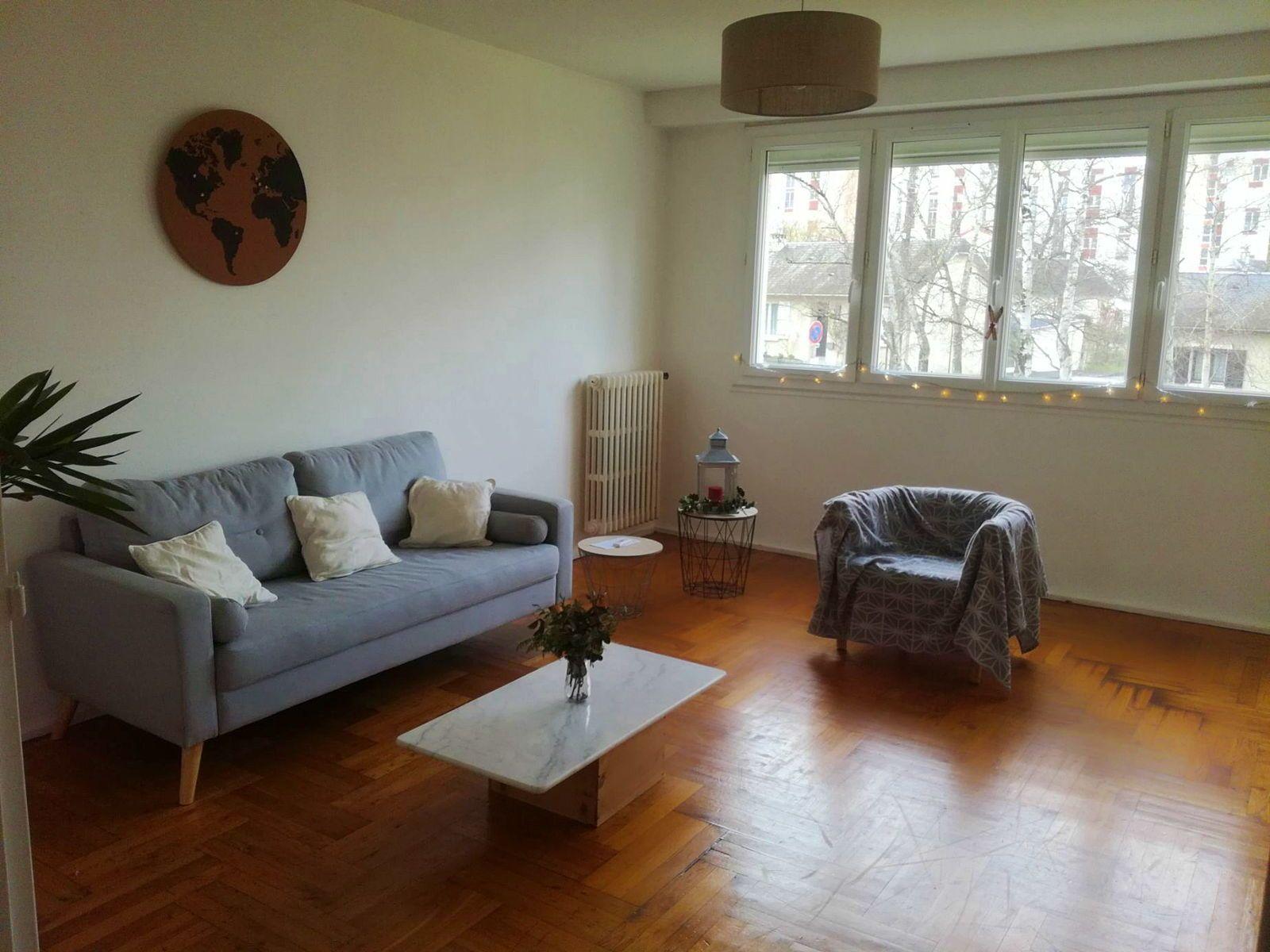 Propose chambre dans colocation - Poitiers (86)