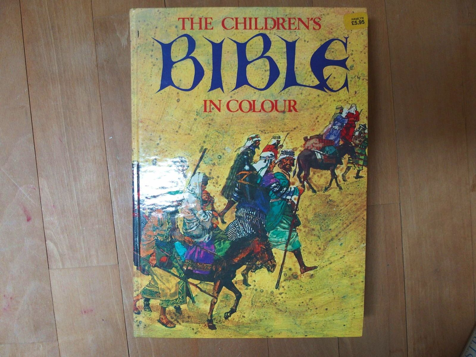 The Children's Bible, in colour