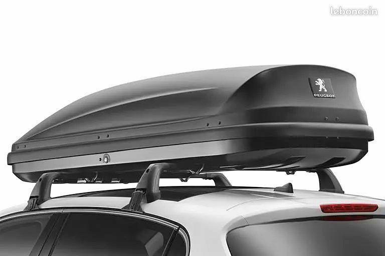 Coffre de toit Peugeot
