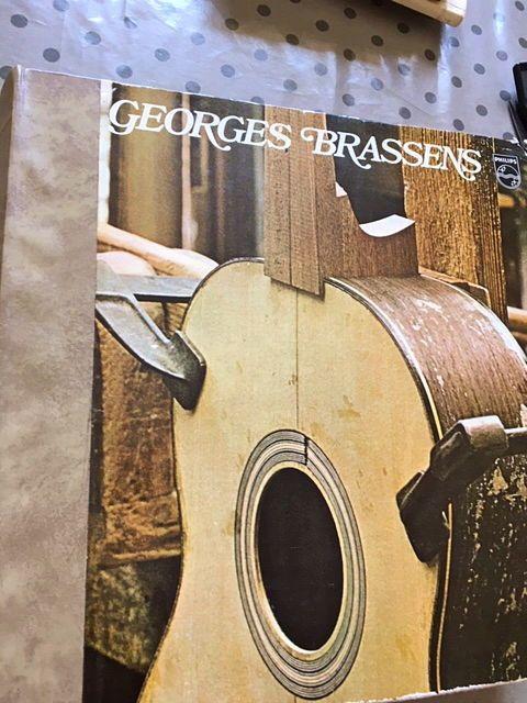 Vends Coffret intégral de Georges Brassens