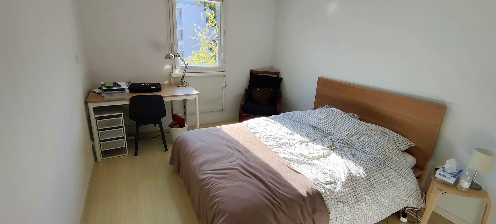Colocation étudiante - 38m² - 2chambres à 450€/mois/chambre