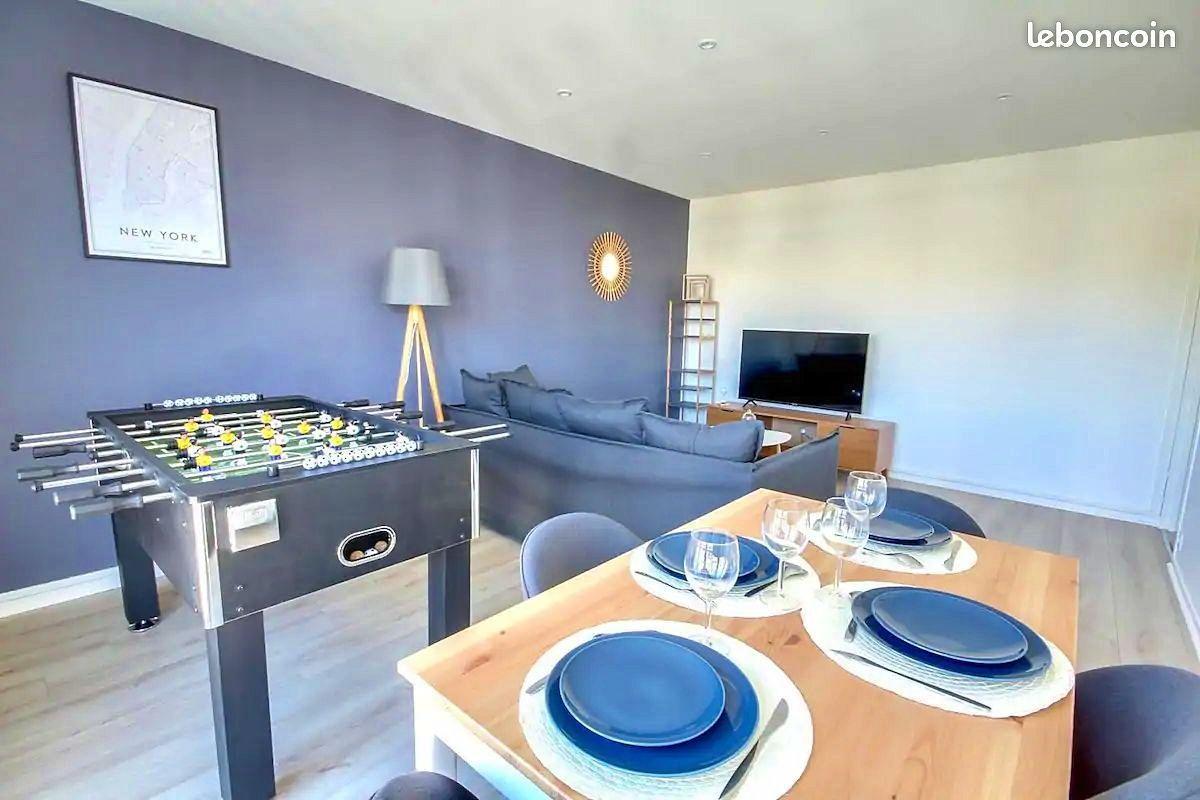 Propose chambres dans colocation rénovée - 4chambres indépendantes - 98m² - Le Mans (72)