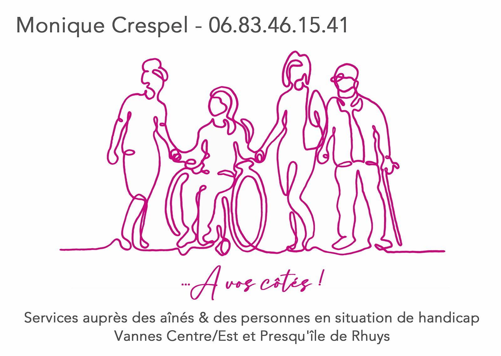 Propose services dame de compagnie - Vannes / Presqu'île de Rhuys (56)