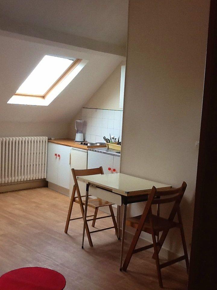Loue à Compiègne (60) Studio 20m² centre ville UTC BJ