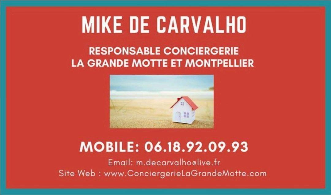 Co hôte conciergerie La Grande Motte Montpellier propose ses services