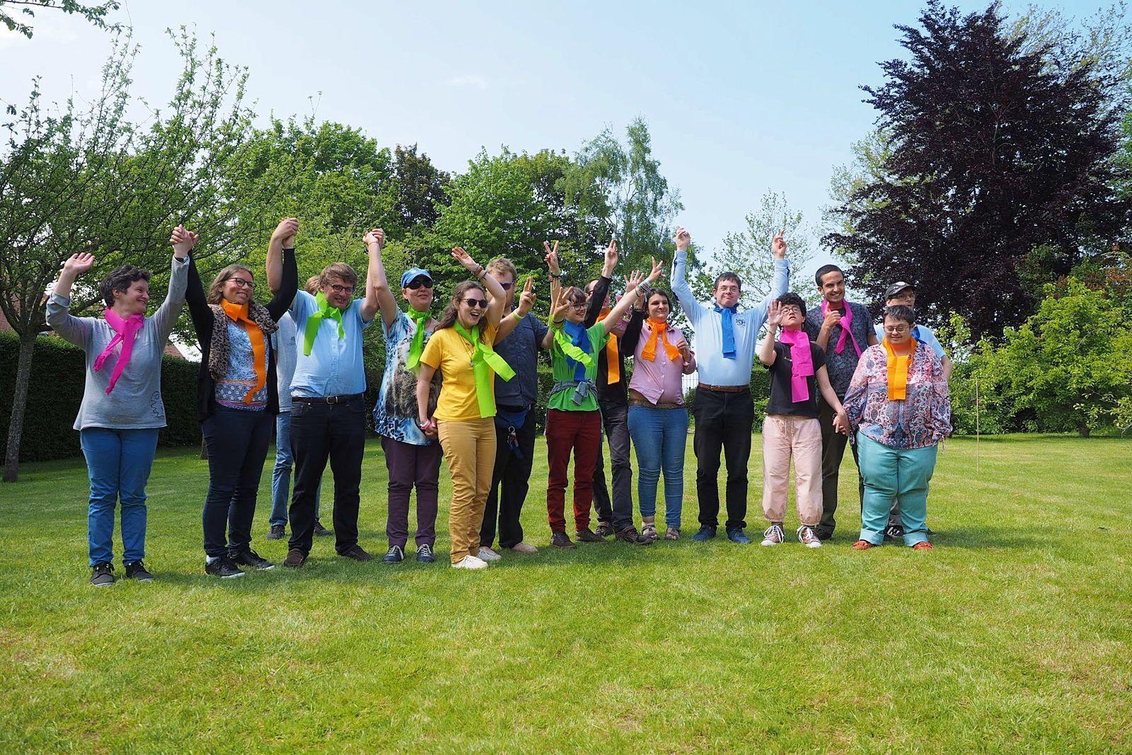 Recherche stagiaire pour coordination de projet solidaire: habitat inclusif pour handicapés - Caen (14000)