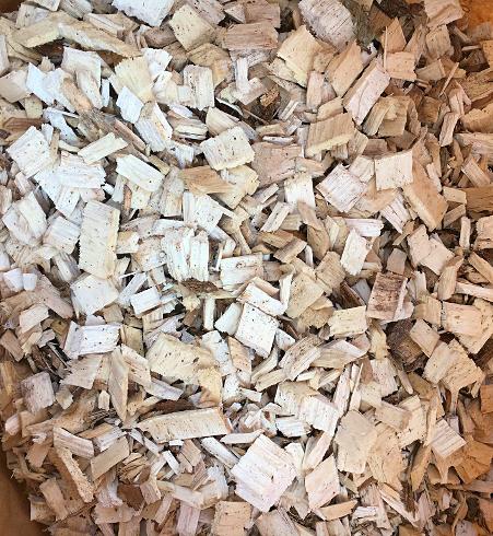 Copeaux / plaquettes de bois