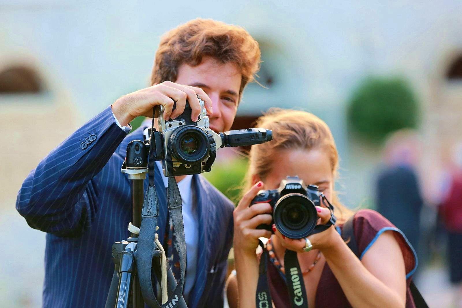 Couple de Photographe & DJ pour mariages!