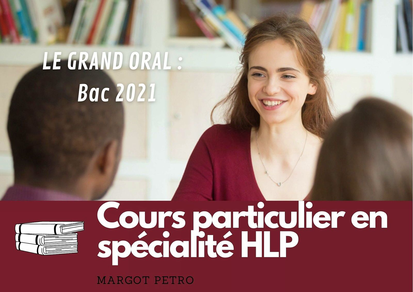 Cours particuliers HLP Bac 2021