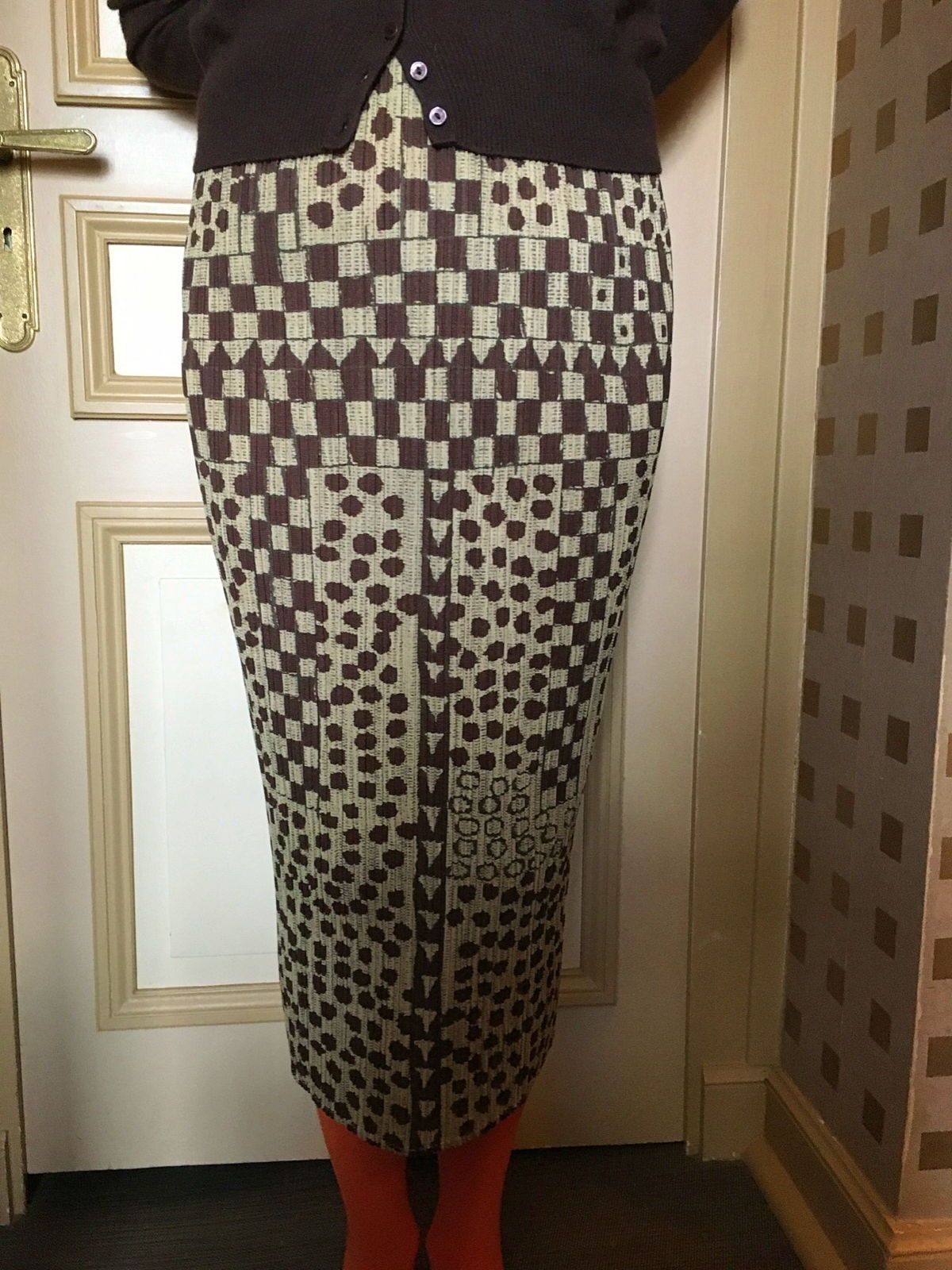 Vends rare jupe crayon Pleats Please Taille L