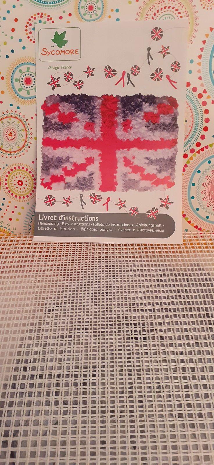 Kit créatif Sycomore Union Jack