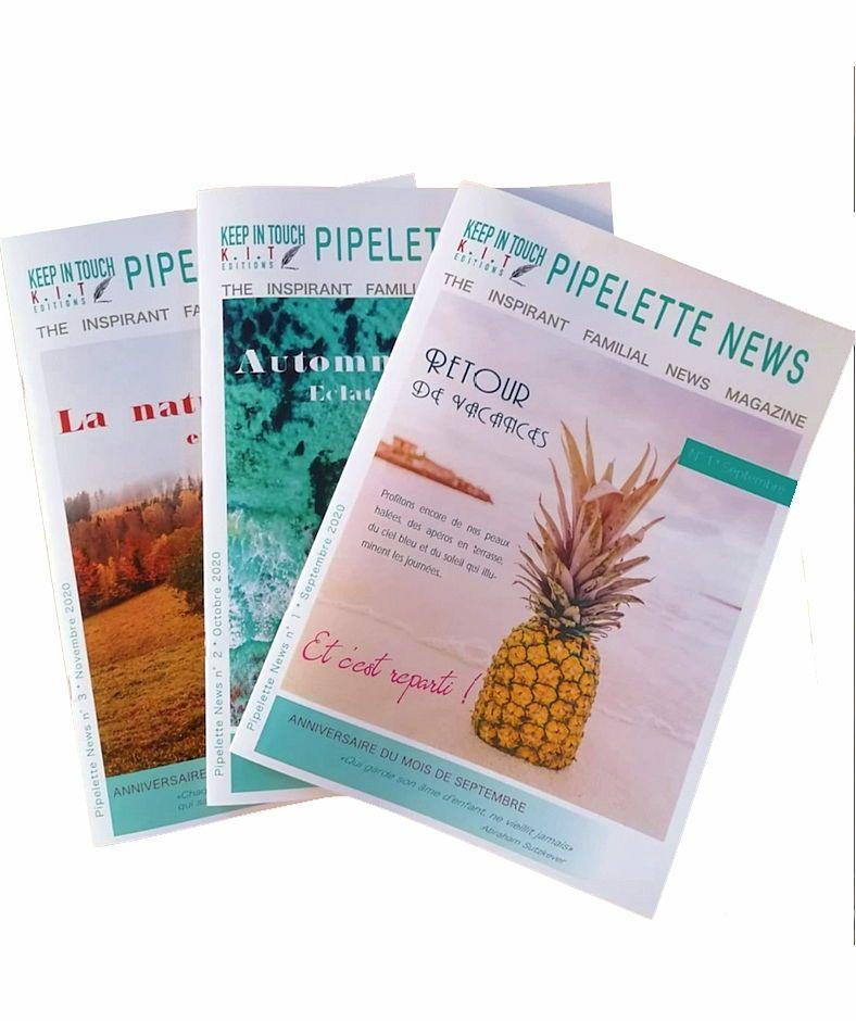 Création de magazines