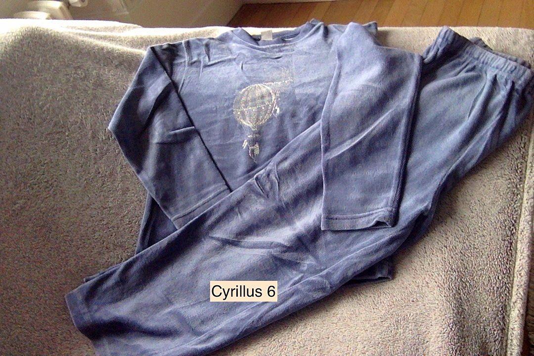 Cyrillus pyjama garçon 6ans