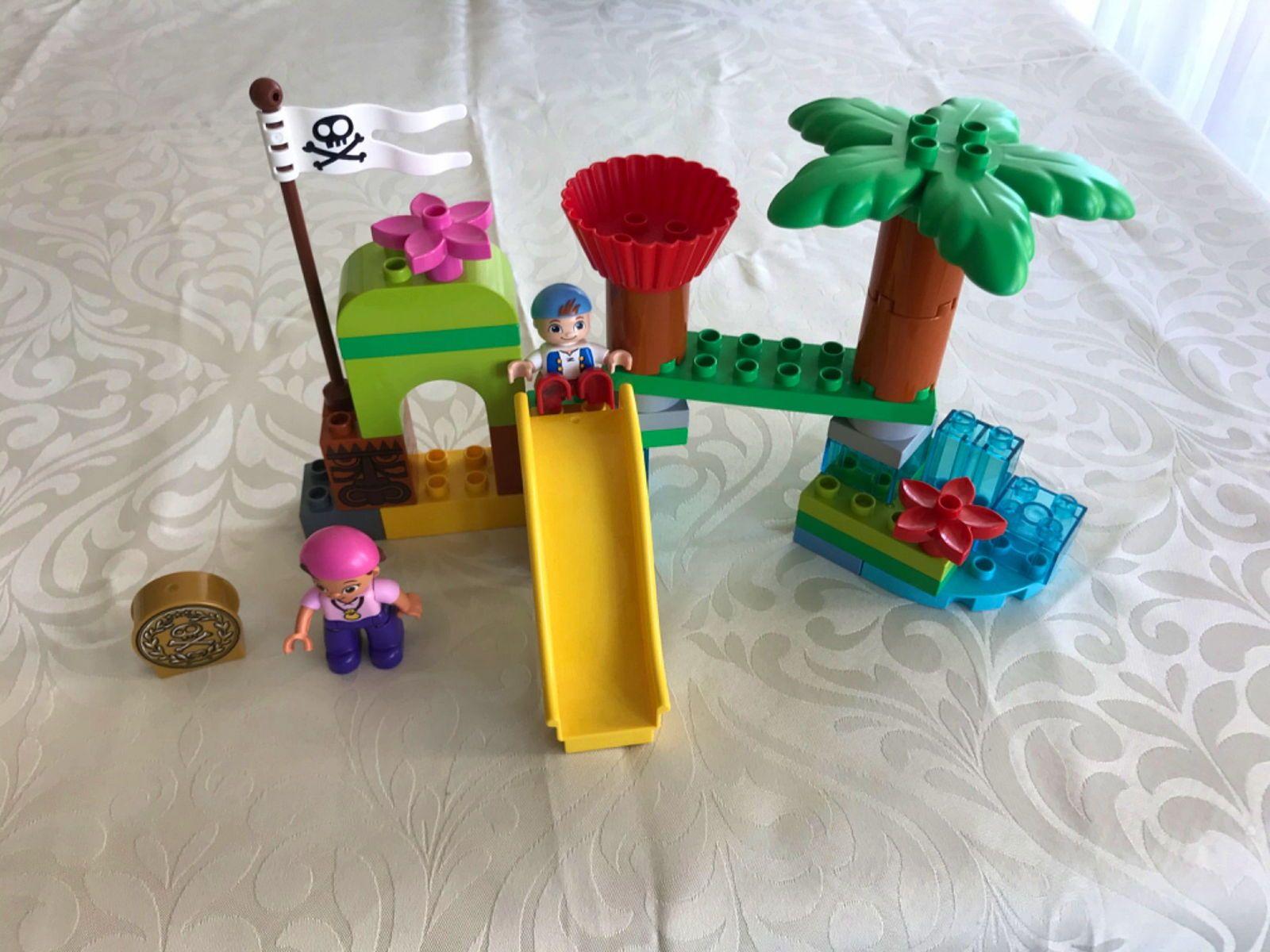Lego DUPLO la cachette des pirates