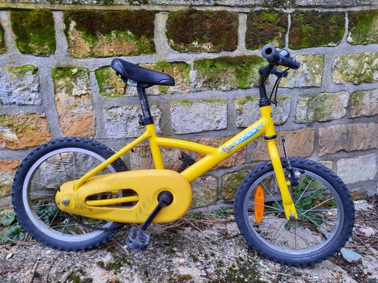 Vélo enfant Décathlon 16pouces