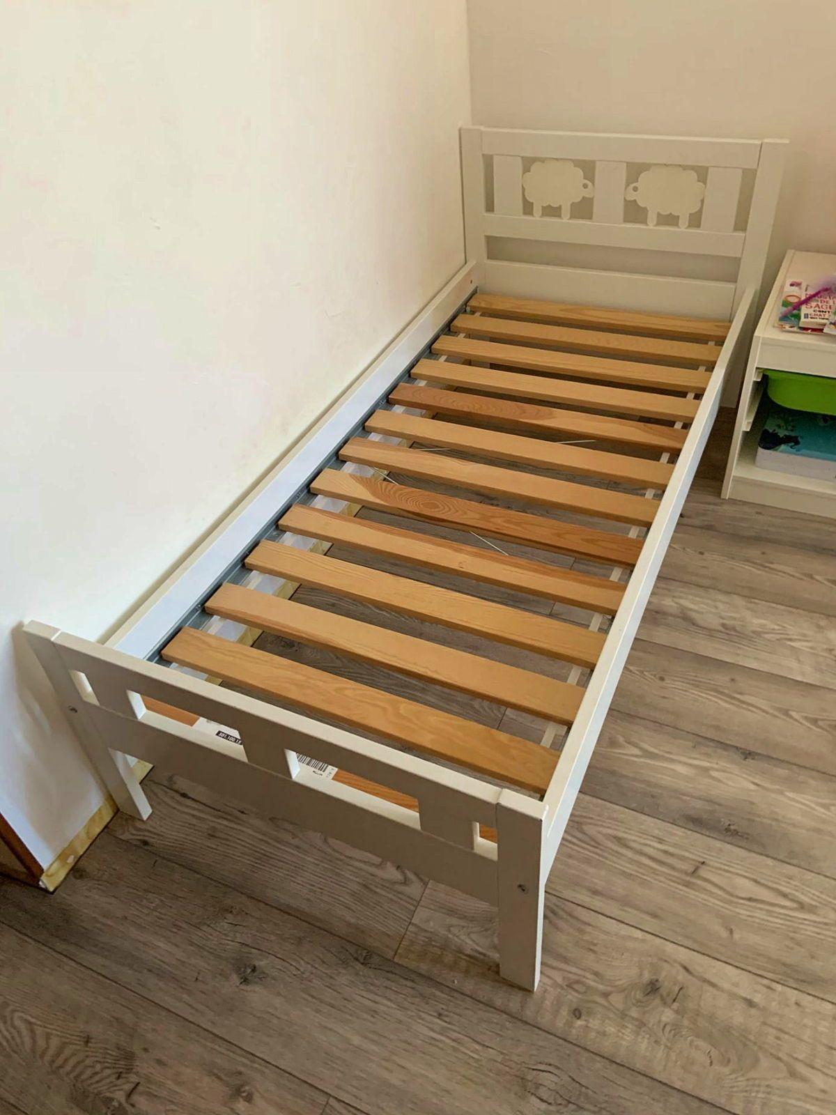 Lit enfant IKEA KRITTER - Cadre et sommier