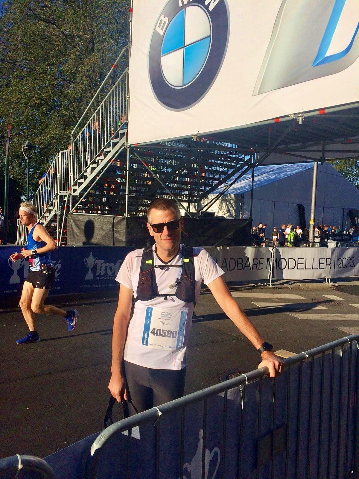 Coaching sportif course à pied et marathon Neuilly-sur