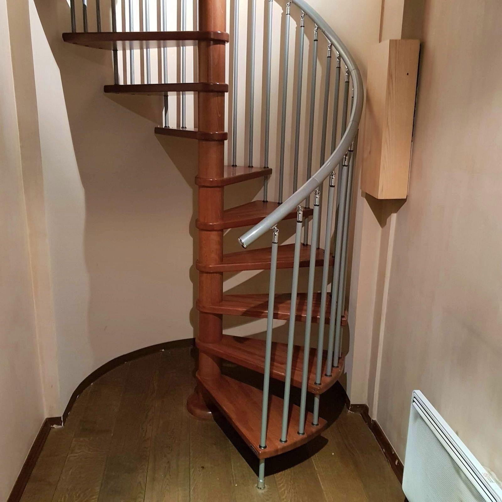 Escalier helicoidal Mobirolo Gulliver