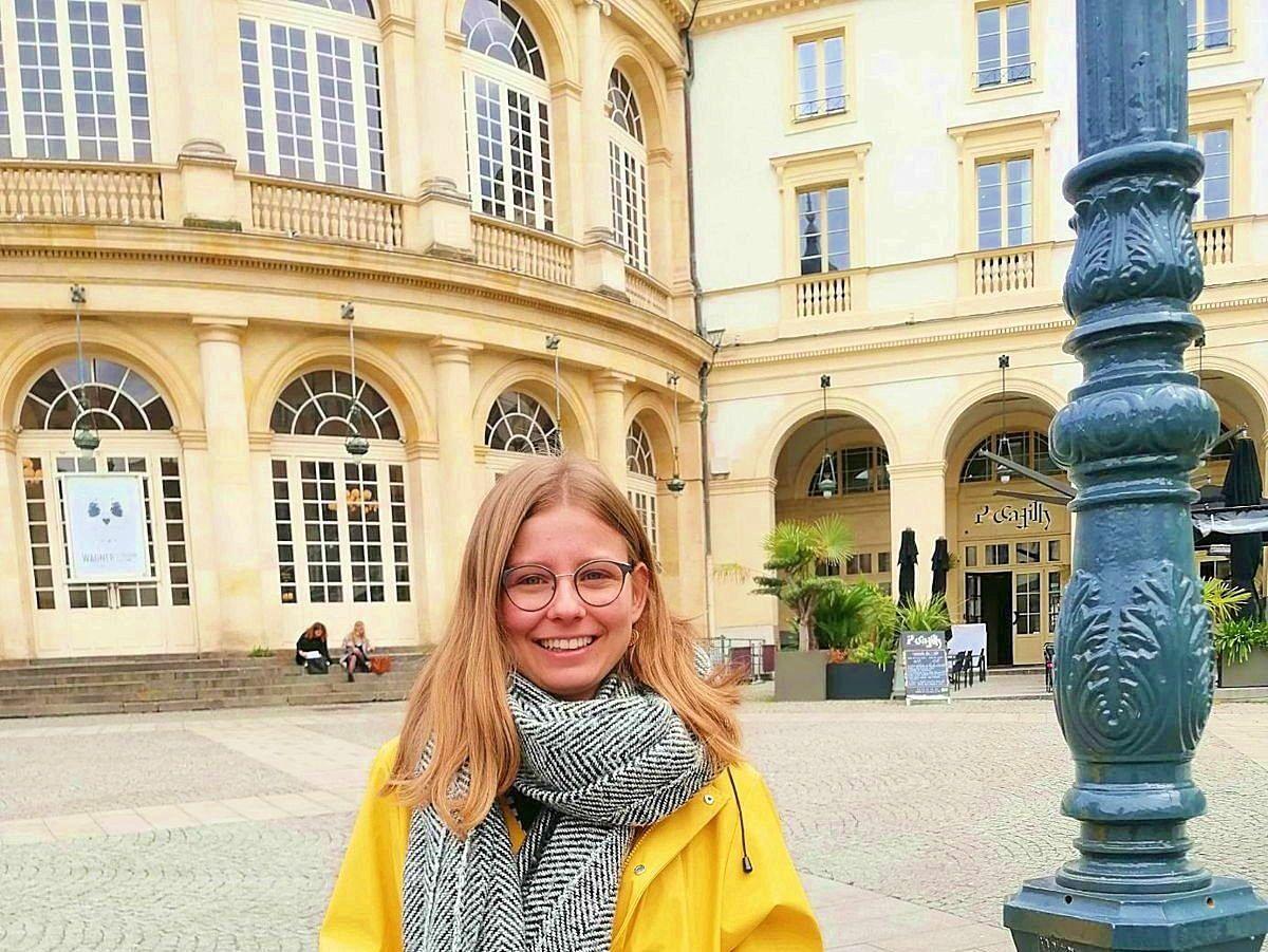 Etudiante en orthophonie propose babysittings Caen et alentours
