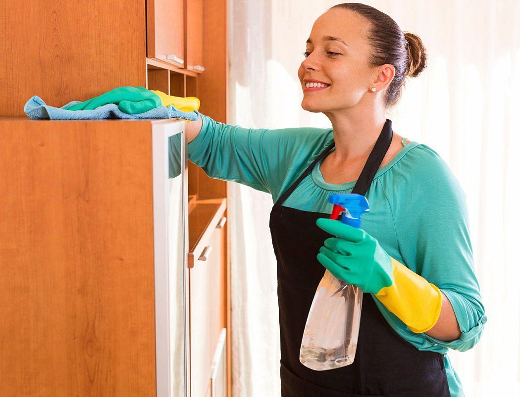 Femme de ménage, formation hôtelière