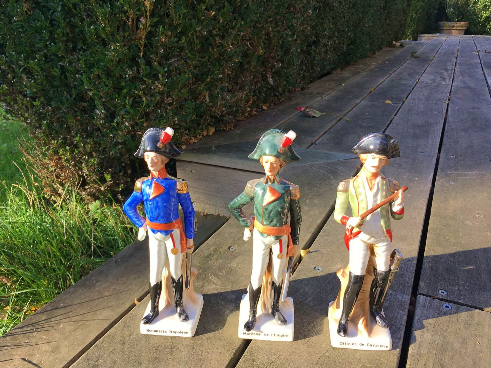 Figurines de Napoleon