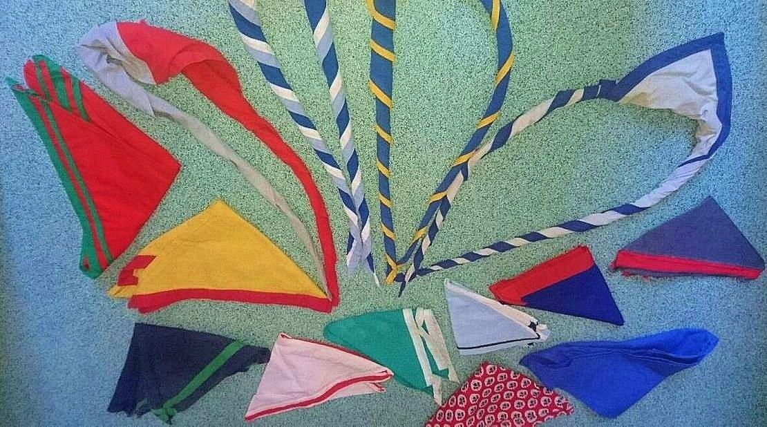 Foulards scouts