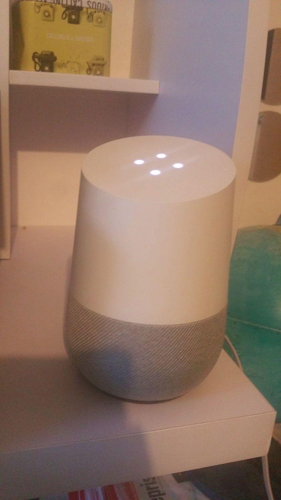 Google Home (blanche / neuve)