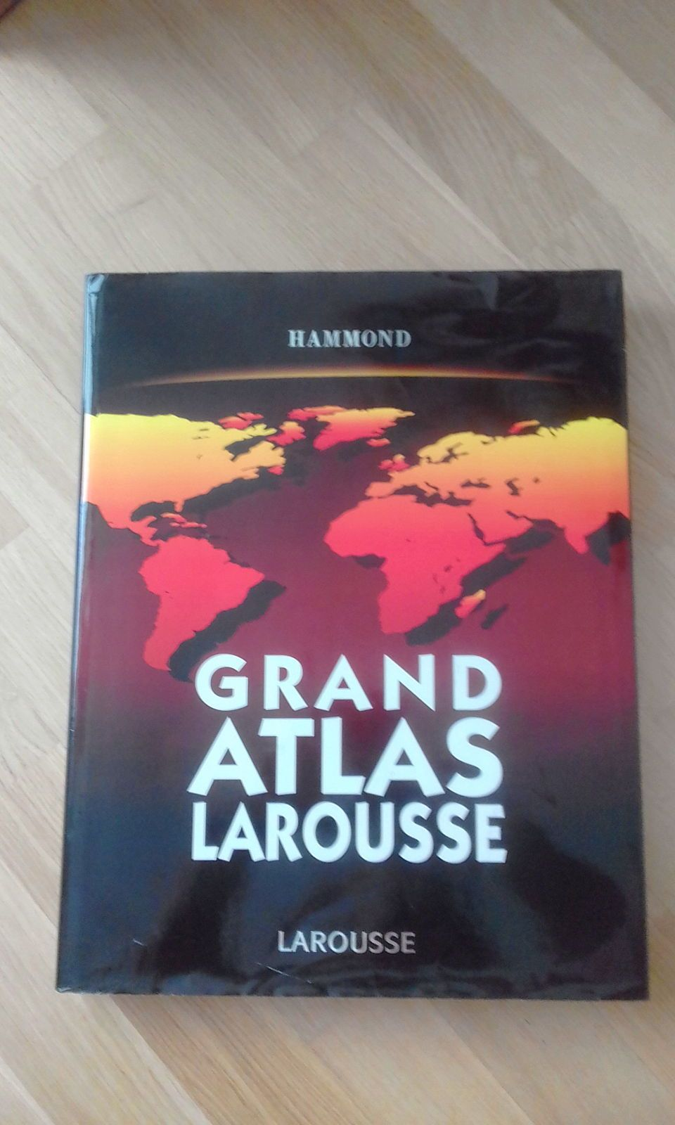 Grand Atlas Larousse/Hammond